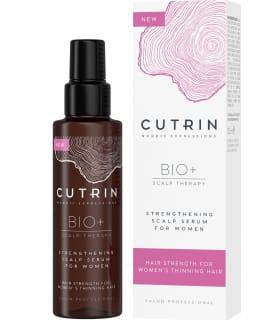 Укрепляющая сыворотка против выпадения волос у женщин Cutrin Bio+
