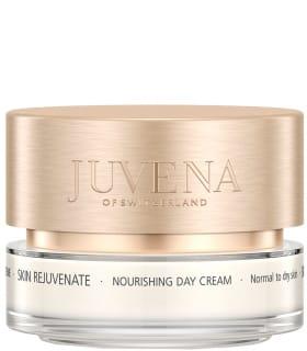 Питательный дневной крем для нормальной и сухой кожи Juvena