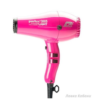 Фен Powerlight 385 pink Parlux