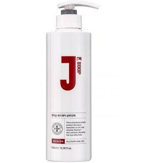 Стимулирующий шампунь против выпадения волос Jsoop Red J Shampoo