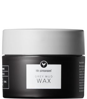 Универсальный воск для укладки с эффектом объема HH Simonsen Grey Mud Wax