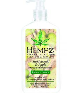 Молочко для тела Сандал-Яблоко Hempz Sandalwood & Apple Herbal Body Moisturizer