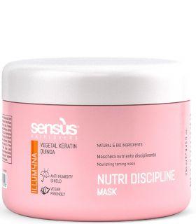 Маска для питания очень сухих и вьющихся волос Sensus Nutri Discipline Mask