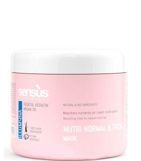 Маска для питания плотных, сухих волос Sensus Nutri Normal & Thick Mask