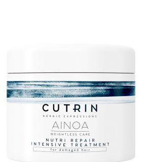 Маска для интенсивного восстановления волос Cutrin Ainoa Nutri Repair Intensive Treatment