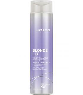 Шампунь фиолетовый для сохранения яркости блонда Joico Blonde Life Violet Shampoo