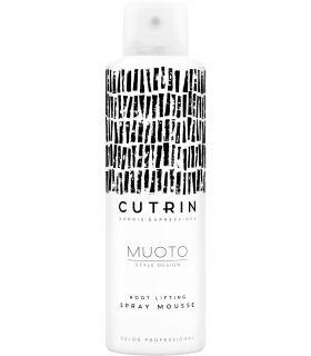 Спрей-мусс для прикорневого объема Cutrin Muoto Root Lifting Spray Mousse