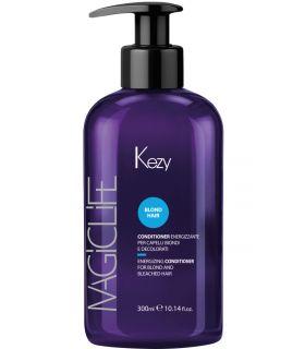 Кондиционер укрепляющий для светлых волос Kezy Magic Life Blond Hair Energizing Conditioner