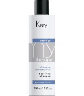 Шампунь для придания густоты истонченным волосам Kezy My Therapy Anti-age Shampoo