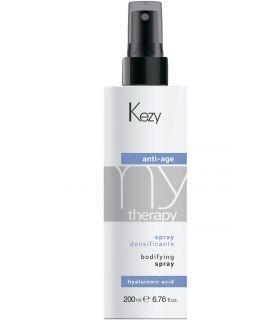 Спрей для придания густоты истонченным волосам Kezy My Therapy Anti-age Spray