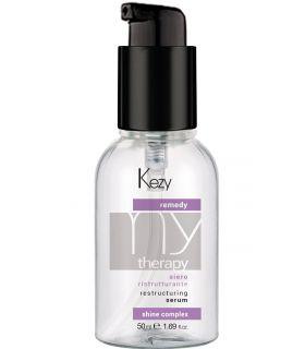 Реструктурирующая сыворотка для волос Kezy My Therapy Remedy Restructuring Serum