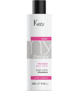 Шампунь для окрашенных волос Kezy My Therapy Post Color Shampoo