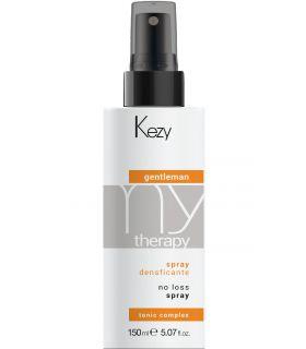 Многофункциональный спрей-уход против выпадения волос Kezy My Therapy Gentleman Creatin Thickening Spray