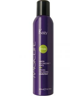 Лак для объема сильной фиксации Kezy Magic Life Strong Volumizing Hairspray