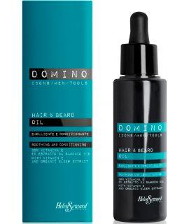 Масло для ухода за бородой и волосами Helen Seward Domino Hair & Beard Oil