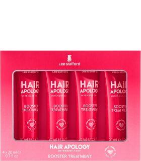 Интенсивное лечение для поврежденных волос Lee Stafford Hair Apology Booster Treatments