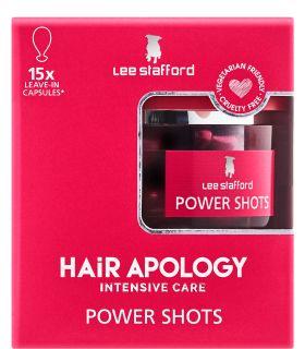 Капсулы для интенсивного лечения поврежденных волос Lee Stafford Hair Apology Intensive Care Power Shots