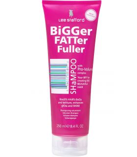 Шампунь для придания объема Lee Stafford Bigger Fatter Fuller Shampoo