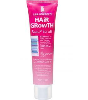 Скраб для кожи головы для усиления роста волос Lee Stafford Hair Growth Scalp Scrub