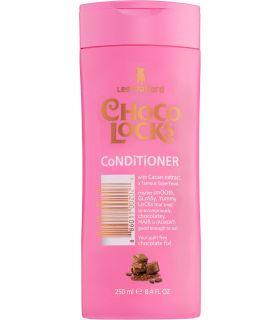 Кондиционер для гладких и блестящих волос с экстрактом какао Lee Stafford Choco Locks Conditioner