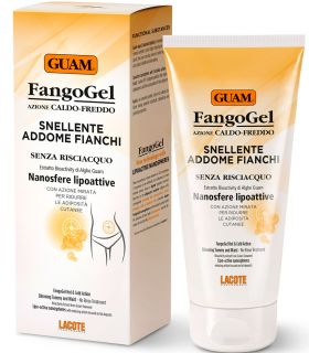 """Фанго Гель для живота и талии с контрастным действием """"холод-тепло"""" Guam Fangogel Snellente Addome Fianchi"""
