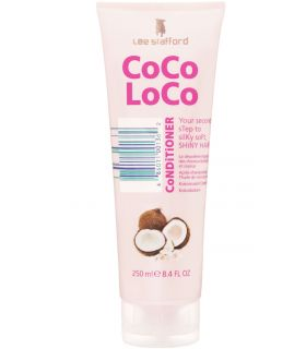 Увлажняющий кондиционер с кокосовым маслом Lee Stafford Coco Loco Coconut Conditioner