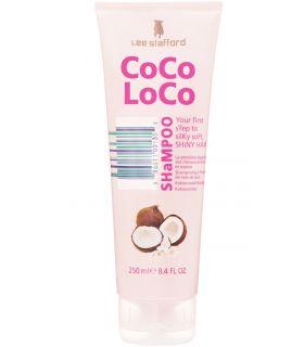 Увлажняющий шампунь с кокосовым маслом Lee Stafford Coco Loco Coconut Shampoo