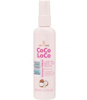 Увлажняющий спрей с кокосовым маслом Lee Stafford Coco Loco Coconut Spritz