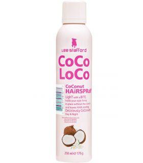 Фиксирующий спрей для волос Lee Stafford Coco Loco Hairspray