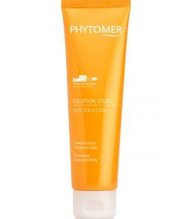 Увлажняющий солнцезащитный крем для лица и тела SPF15 Phytomer Sun Solution Sunscreen SPF15 Face and Body
