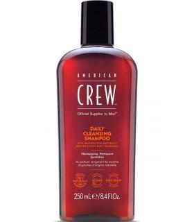 Ежедневный очищающий шампунь American Crew Daily Cleansing Shampoo