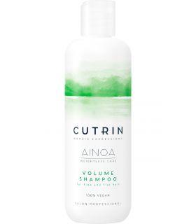 Шампунь для объема Cutrin Ainoa Volume Shampoo