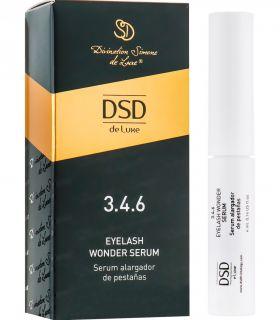 Сыворотка для роста ресниц DSD De Luxe 3.4.6 Eyelash Wonder Serum