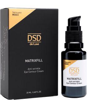 Крем для контура глаз против морщин DSD De Luxe M003 Anti-wrinkle Eye Contour Cream