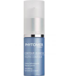 Восстанавливающий крем от морщин для кожи глаз и губ Phytomer Youth Contour