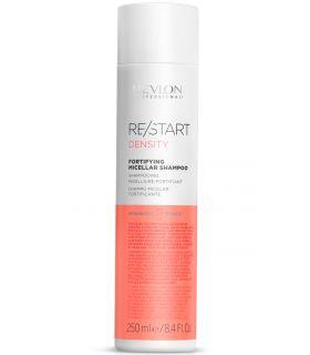 Укрепляющий мицеллярный шампунь Revlon Restart Density Fortifying Micellar Shampoo