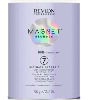 Безаммиачная осветляющая пудра (уровень 7) Revlon Professional Magnet Blondes Ultimate Powder 7