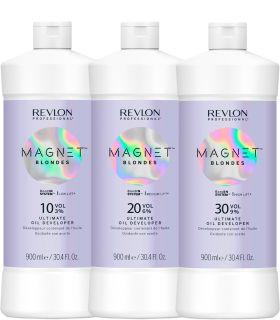 Крем-пероксид Revlon Professional Magnet Blondes Ultimate Oil Developers