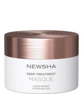 Маска для восстановления поврежденных волос Newsha Classic Deep Treatment Masque