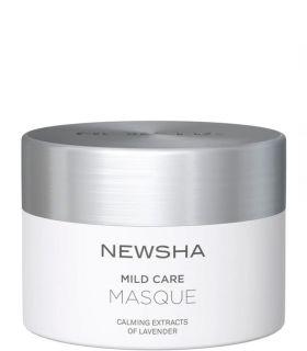 Мягкая маска для питания волос Newsha Pure Mild Care Masque