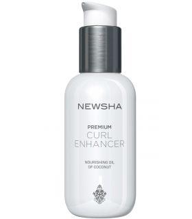 Крем для усиления кучерявых волос Newsha High Class Premium Curl Enhancer