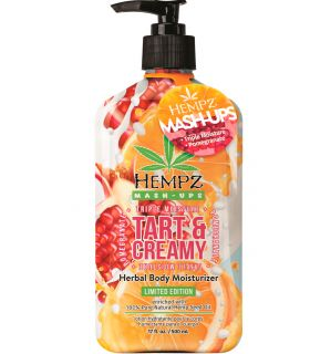 Молочко для тела Гранат-Трипл Цитрус Hempz Mash-Ups Tart & Creamy Herbal Body Moisturizer