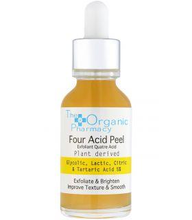 Сыворотка-пилинг Четыре Кислоты The Organic Pharmacy Four Acid Peel Serum