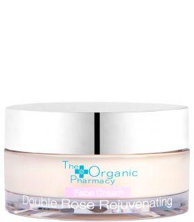 Омолаживающий крем The Organic Pharmacy Double Rose Rejuvinating Face Cream