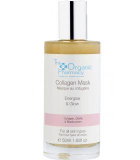 Маска с коллагеном для упругости кожи The Organic Pharmacy Collagen Boost Mask