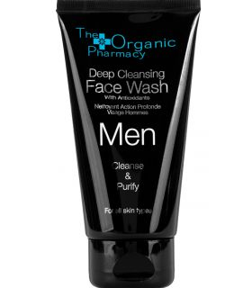 Средство для глубокого очищения кожи лица The Organic Pharmacy Deep Cleansing Face Wash