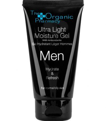 Легкий увлажняющий гель для кожи лица The Organic Pharmacy Ultra Light Moisture Gel