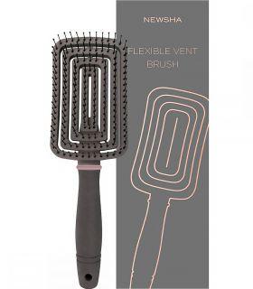 Большая гибкая и продувная щетка Newsha Flexible Vent Brush Large