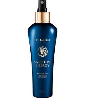 Спрей для силы и анти-эйдж эффекта волос T-LAB Professional Sapphire Energy Bio-Active Mist