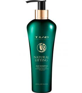 Шампунь для увеличения объема волос T-LAB Professional Natural Lifting Duo Shampoo